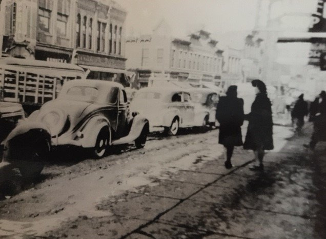 Main Street, Moncton, New Brunswick, 1942-43